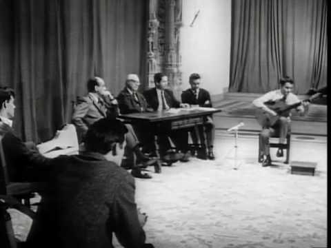 Andrés Segovia 1965 Masterclass: Richard Johnson performs
