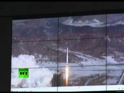 WORLD NEWS: WATCH the NORTH KOREAN ROCKET LAUNCH for DECEMBER 2012 HERE