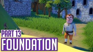 Foundation | MONASTERY (#13)