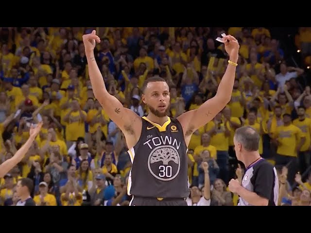 Steph Curry Sets NBA Finals Record with 9 Three-Pointers in Warriors Win over Cavs