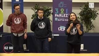 La science politique fait son cinéma // 1e prix du jury Talents du tertre 2017