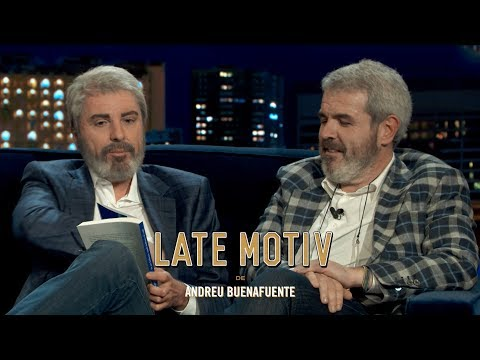 "LATE MOTIV - Lorenzo Caprile. ""La moda no es arte""   #LateMotiv388"