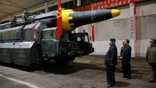 Kuzey Kore'den Yeni Bir Füze Denemesi