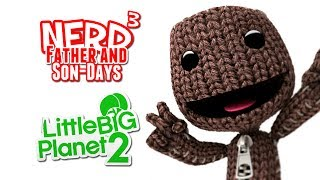 Nerd³'s Father and Son-Days - Speed 2! LittleBigPlanet 2