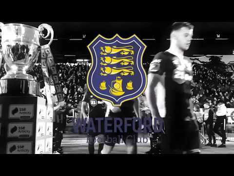 Waterford FC 2-1 Shamrock Rovers - RSC - SSE Airtricity League Premier Division 23-03-2018