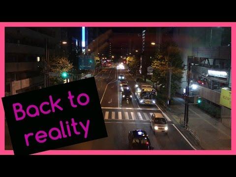 vlog: Back to reality!! ( japan life )