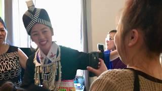 Sheila and Eric's Hmong wedding.