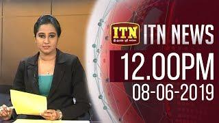 ITN News 12PM 08-06-2019