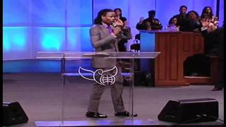 Prophet Manasseh Word of Knowledge with Benny Hinn
