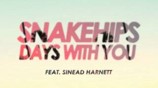 Watch Snakehips Days With You video