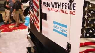 Atlas Copco QAS 45 Generator Features and Benefits
