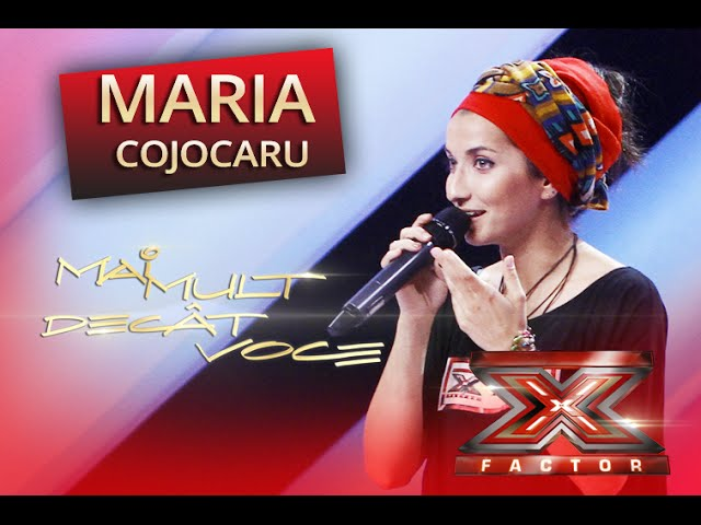 "Etta James - ""Something's Got A Hold On Me""! Interpretarea Mariei Cojocaru, pe scena X Factor!"