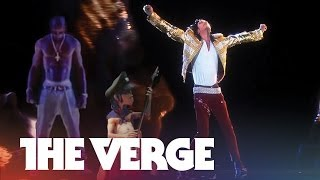 Why the Michael Jackson hologram isn
