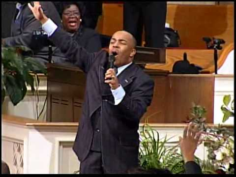 Min. White came out of nowhere and sanged the house of hope down and even danced. May 17, 2009 @ GTRBC.