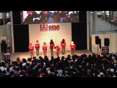 141013 AOA - Miniskirt (Japanese ver.)