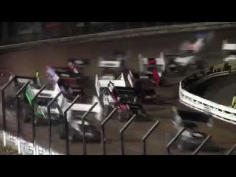 Williams Grove Speedway 410, 358 Sprint Car, Super Sportsman Highlights 10-18-14