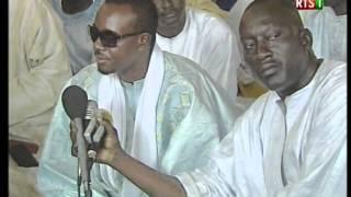 Abdoulaye Wade à Keur Nganda Pour Remercier Le Khalife