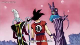 Beerus dan Whis Memperingatkan Goku Betapa Mengerikannya Dewa Zeno