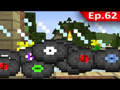 Tackle⁴⁸²⁶ Minecraft 1.7.9 #62 Spawn Monster: เครื่องปั้ม...สำเร็จ