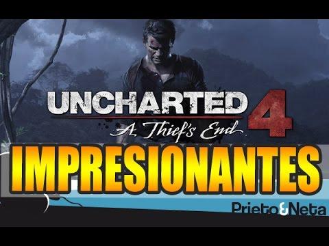 NUEVAS IMAGENES ESPECTACULARES    Uncharted 4: A Thief's End