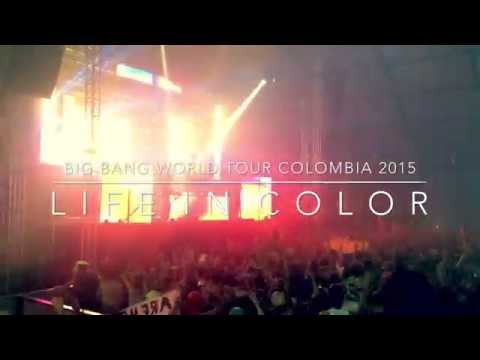 Life In Color Big Bang 2015 - 23 Oct Bogota Colombia