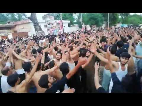 Haji Ansar Lahore- Aon Rizvi Barsi  2019 - G-6 Islamabad
