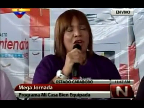 Ministra de la mujer habla en jornada de Mi Casa Bien Equipada.mp4