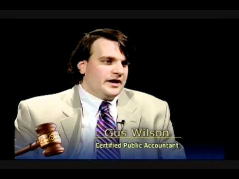 Vincent Perryman discusses Tax Preparation with Gus Wilson Part 3