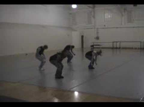 (T2) Warm-Up Choreography by Karen Price