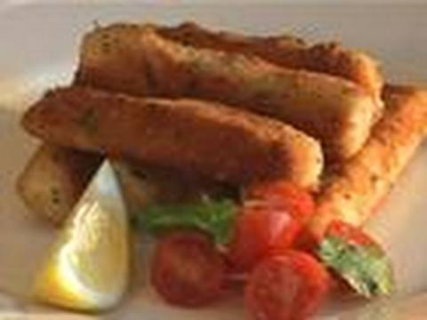How To Make Homemade Fish Sticks
