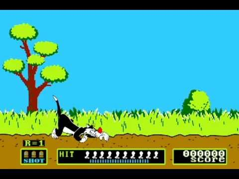 NES Duck Hunt: Tweety Hunt