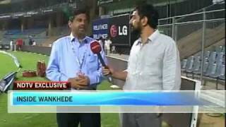 Exclusive: Inside newly renovated Wankhede stadium
