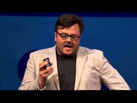 TED RUS: Paul Kemp Robertson Будущее за валютой брендов. Биткоин