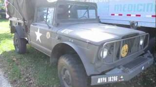 1967 JEEP KAISER M715 Five Quarter Military Pickup Truck