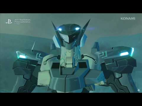 Zone of the Enders  VR - TGS 2017 Trailer