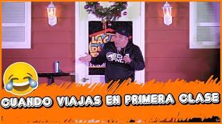 Alan Saldaña │ Cuando Viajas En Primera Clase