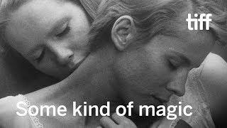 "Olivier Assayas on Ingmar Bergman's ""absurdly important"" PERSONA | TIFF 2018"