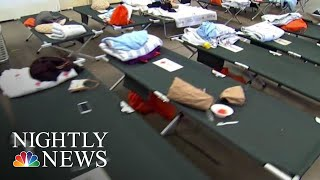 Migrant Crisis Costs Up To $17,000 Every Day In This New Mexico City | NBC Nightly News