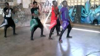 platinum dance crew