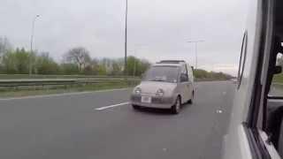 Top Gear - Nissan S-Cargo