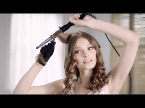 How To Use BaByliss Curling Wand Pro
