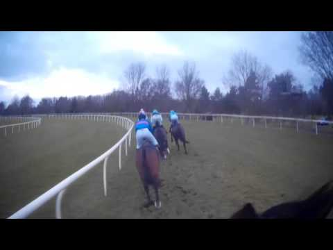 Exclusive FULL Jockey Cam footage of Victoria Pendleton