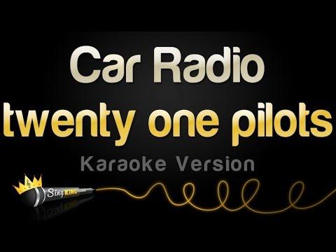 twenty one pilots - Car Radio (Karaoke Version)