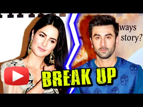SHOCKING NEWS! Ranbir Kapoor & Katrina Kaif BREAK UP