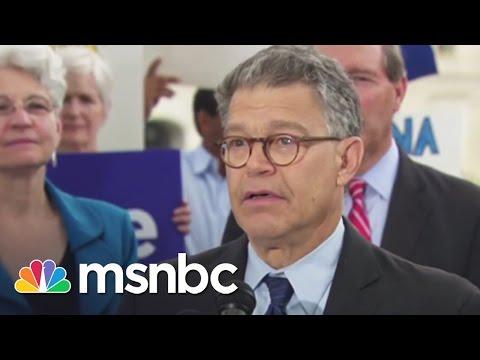 Sen. Franken Fights To Overturn Citizens United | msnbc