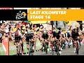 Last kilometer - Stage 16 - Tour de France 2017