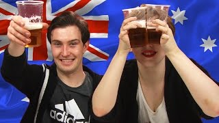 Irish People Try Australian Beers