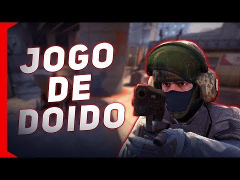 [CS:GO COMPETITIVO] A BAIANOS ACADEMY SÓ TEM PARTIDA DE DOIDO!