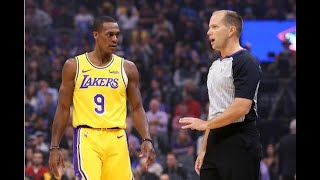 Lakers' Rajon Rondo to have surgery on broken right hand