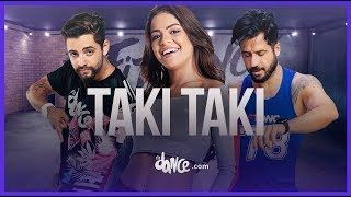 Taki Taki Dj Snake Ft Selena Gomez Ozuna Cardi B Fitdance Life Coreografía Dance Audio